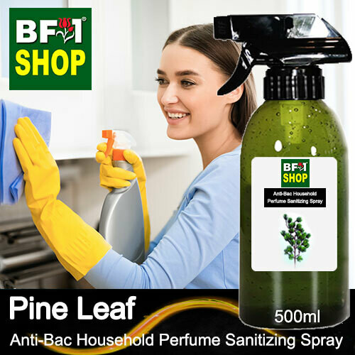 Anti-Bac Household Perfume Sanitizing Spray (ABHP) - Pine Leaf - 500ml
