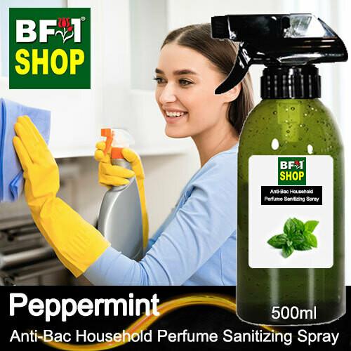 Anti-Bac Household Perfume Sanitizing Spray (ABHP) - mint - Peppermint - 500ml