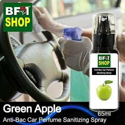 Anti-Bac Car Perfume Sanitizing Spray (ABCP) - Apple - Green Apple - 65ml
