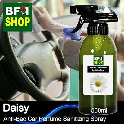 Anti-Bac Car Perfume Sanitizing Spray (ABCP) - Daisy - 500ml