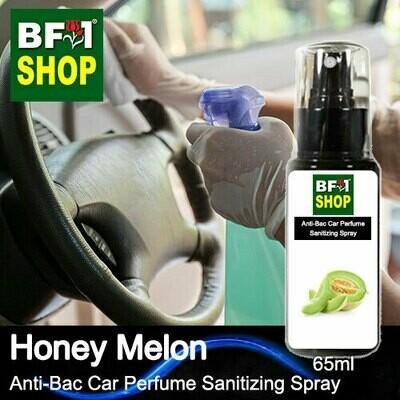 Anti-Bac Car Perfume Sanitizing Spray (ABCP) - Honey Melon - 65ml