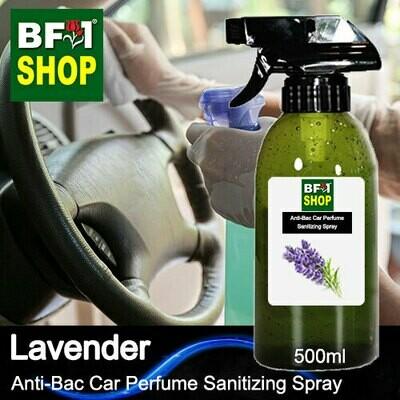 Anti-Bac Car Perfume Sanitizing Spray (ABCP) - Lavender - 500ml