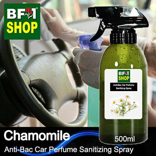 Anti-Bac Car Perfume Sanitizing Spray (ABCP) - Chamomile - 500ml