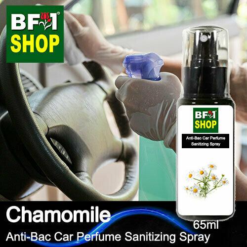 Anti-Bac Car Perfume Sanitizing Spray (ABCP) - Chamomile - 65ml