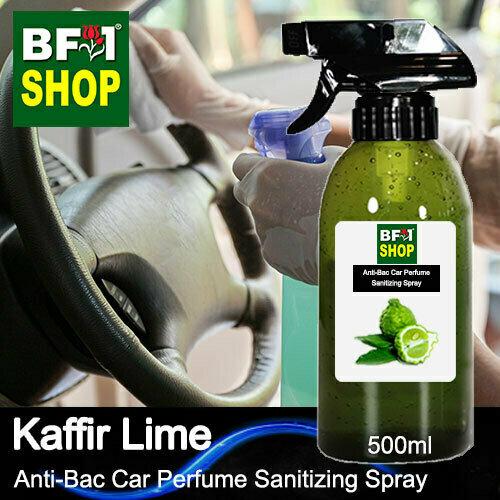 Anti-Bac Car Perfume Sanitizing Spray (ABCP) - lime - Kaffir Lime - 500ml