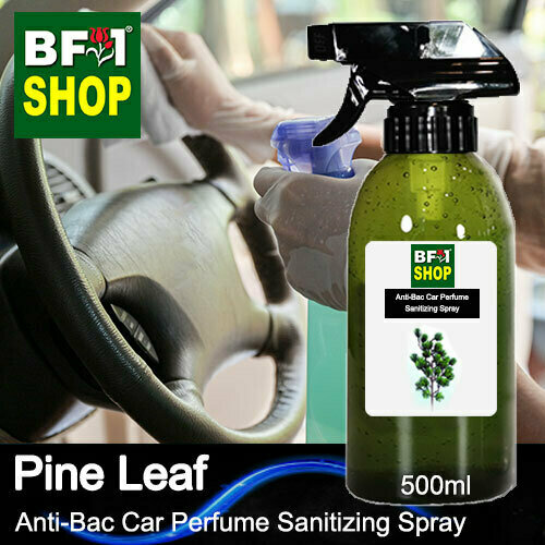 Anti-Bac Car Perfume Sanitizing Spray (ABCP) - Pine Leaf - 500ml