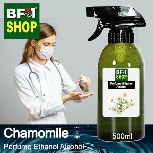 Perfume Alcohol - Ethanol Alcohol 75% with Chamomile - 500ml