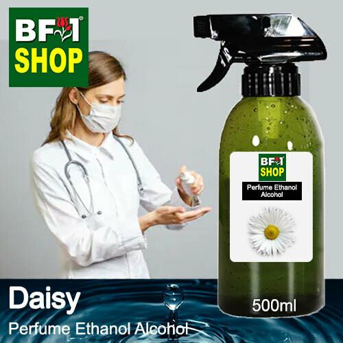 Perfume Alcohol - Ethanol Alcohol 75% with Daisy - 500ml