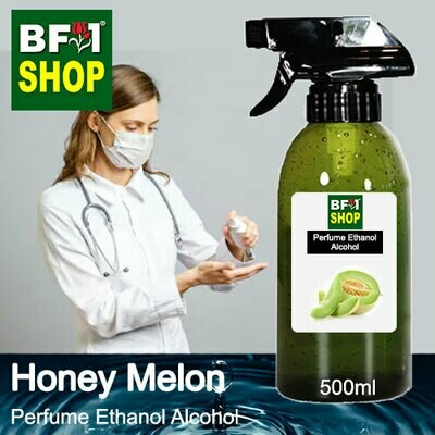 Perfume Alcohol - Ethanol Alcohol 75% with Honey Melon - 500ml