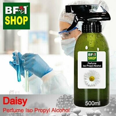 Perfume Alcohol - Iso Propyl Alcohol 75% with Daisy - 500ml