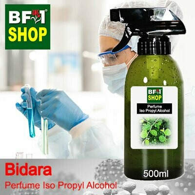 Perfume Alcohol - Iso Propyl Alcohol 75% with Bidara - 500ml