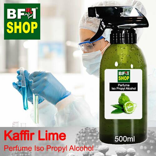 Perfume Alcohol - Iso Propyl Alcohol 75% with lime - Kaffir Lime - 500ml