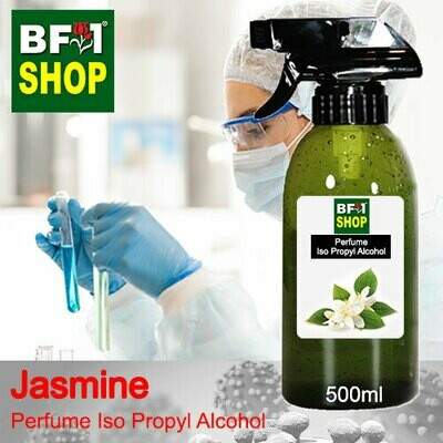 Perfume Alcohol - Iso Propyl Alcohol 75% with Jasmine - 500ml