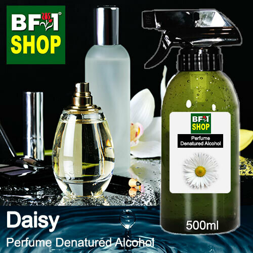 Perfume Alcohol - Denatured Alcohol 75% with Daisy - 500ml