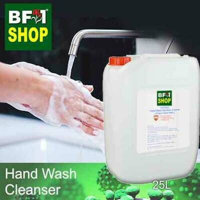 Antibacterial Hand Wash Sanitizer Cleanser ( Foam Hand Wash ) - 25L