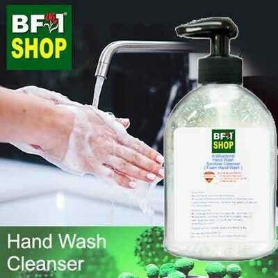 Antibacterial Hand Wash Sanitizer Cleanser ( Foam Hand Wash ) - 500ml