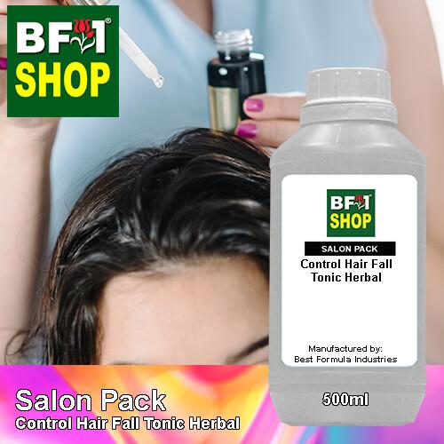 Salon Pack - Control Hair Fall Tonic Herbal - 500ml