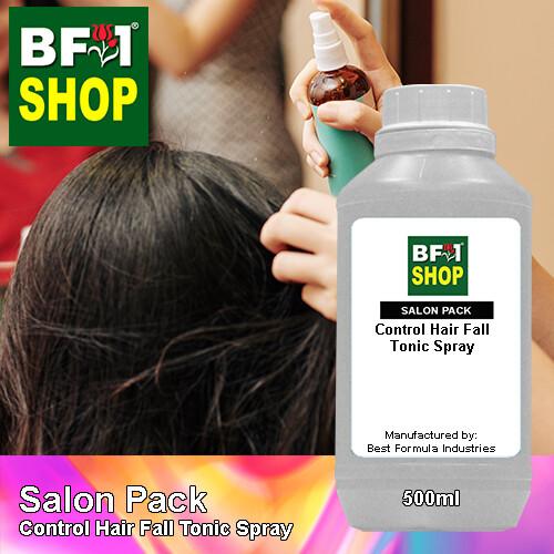 Salon Pack - Control Hair Fall Tonic Spray - 500ml