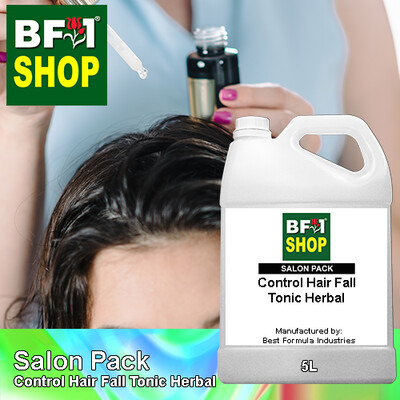 Salon Pack - Control Hair Fall Tonic Herbal - 5L