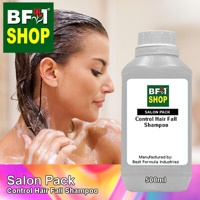 Salon Pack - Control Hair Fall Shampoo - 500ml