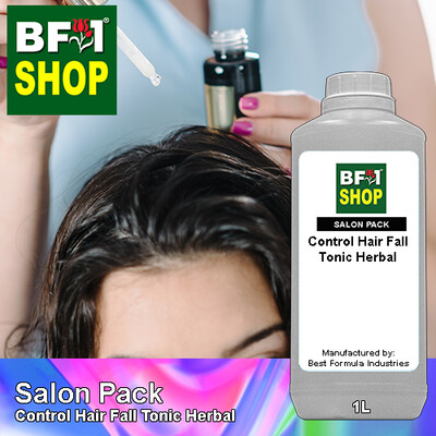 Salon Pack - Control Hair Fall Tonic Herbal - 1L