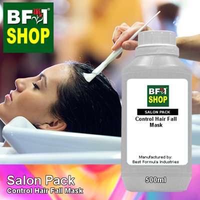 Salon Pack - Control Hair Fall Mask - 500ml