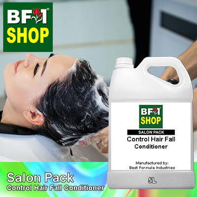 Salon Pack - Control Hair Fall Conditioner - 5L