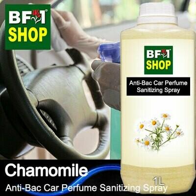 Anti-Bac Car Perfume Sanitizing Spray (ABCP) - Chamomile - 1L