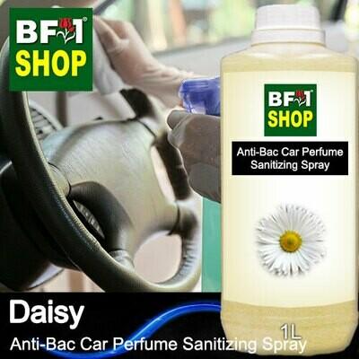Anti-Bac Car Perfume Sanitizing Spray (ABCP) - Daisy - 1L