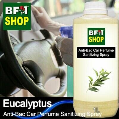 Anti-Bac Car Perfume Sanitizing Spray (ABCP) - Eucalyptus - 1L