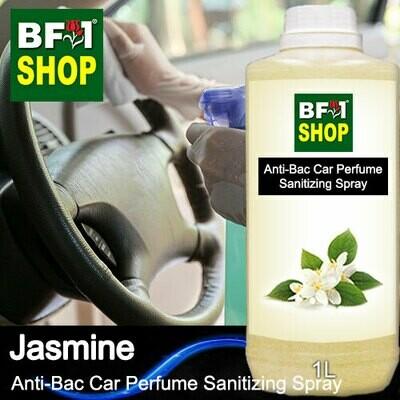 Anti-Bac Car Perfume Sanitizing Spray (ABCP) - Jasmine - 1L