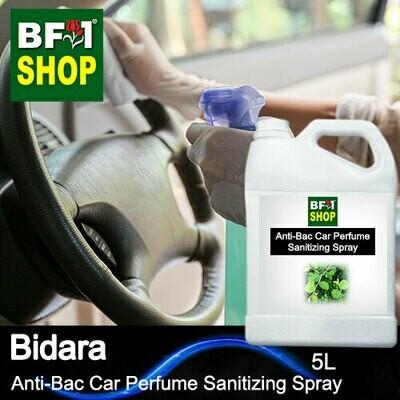 Anti-Bac Car Perfume Sanitizing Spray (ABCP) - Bidara - 5L