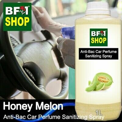 Anti-Bac Car Perfume Sanitizing Spray (ABCP) - Honey Melon - 1L