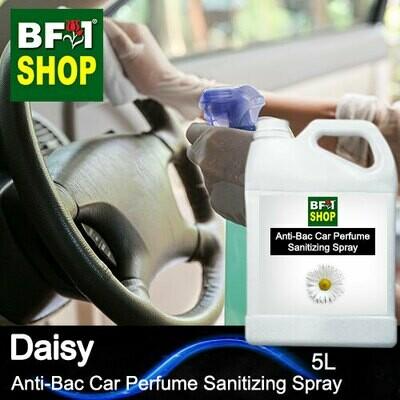 Anti-Bac Car Perfume Sanitizing Spray (ABCP) - Daisy - 5L