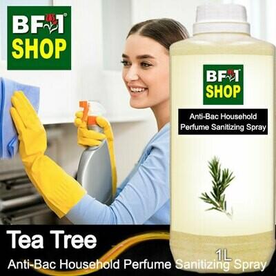 Anti-Bac Household Perfume Sanitizing Spray (ABHP) - Agarwood - 1L