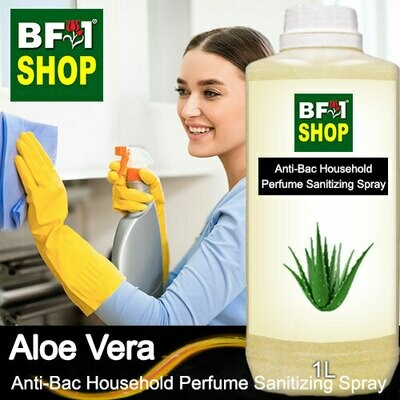 Anti-Bac Household Perfume Sanitizing Spray (ABHP) - Aloe Vera - 1L