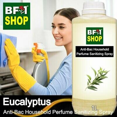 Anti-Bac Household Perfume Sanitizing Spray (ABHP) - Eucalyptus - 1L