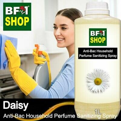 Anti-Bac Household Perfume Sanitizing Spray (ABHP) - Daisy - 1L