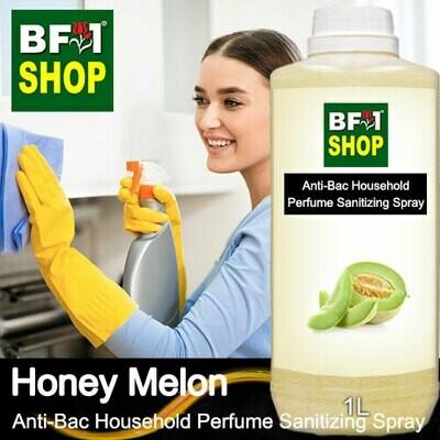 Anti-Bac Household Perfume Sanitizing Spray (ABHP) - Honey Melon - 1L