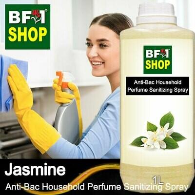 Anti-Bac Household Perfume Sanitizing Spray (ABHP) - Jasmine - 1L