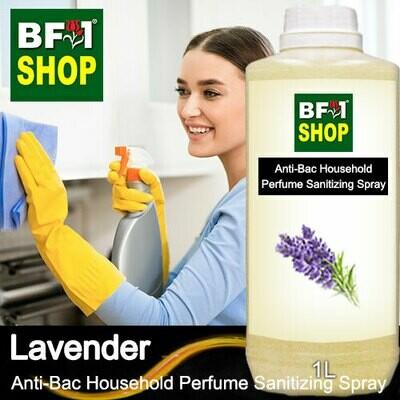 Anti-Bac Household Perfume Sanitizing Spray (ABHP) - Lavender - 1L