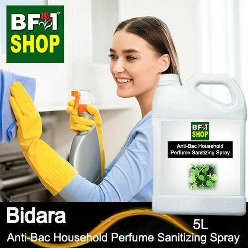 Anti-Bac Household Perfume Sanitizing Spray (ABHP) - Bidara - 5L
