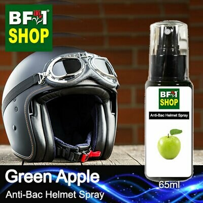 Anti-Bac Helmet Spray (ABHS1) - Apple - Green Apple - 65ml
