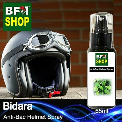 Anti-Bac Helmet Spray (ABHS1) - Bidara - 65ml
