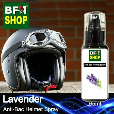 Anti-Bac Helmet Spray (ABHS1) - Lavender - 65ml