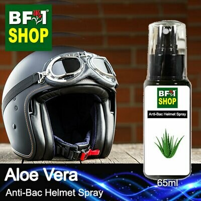 Anti-Bac Helmet Spray (ABHS1) - Aloe Vera - 65ml