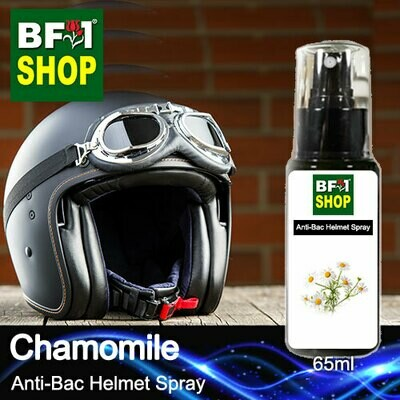Anti-Bac Helmet Spray (ABHS1) - Chamomile - 65ml