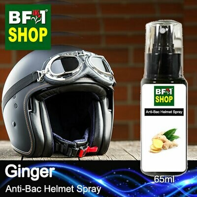 Anti-Bac Helmet Spray (ABHS1) - Ginger - 65ml