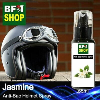 Anti-Bac Helmet Spray (ABHS1) - Jasmine - 65ml
