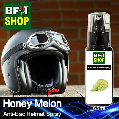 Anti-Bac Helmet Spray (ABHS1) - Honey Melon - 65ml
